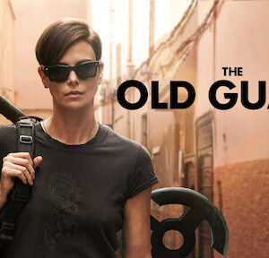 Old Guard Movie Image