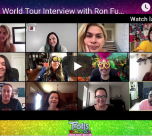 Trolls World Tour Interviews