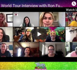 Trolls World Tour Interviews