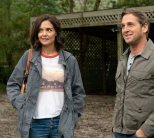 josh lucas and katie holmes