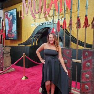 Mulan World Premiere
