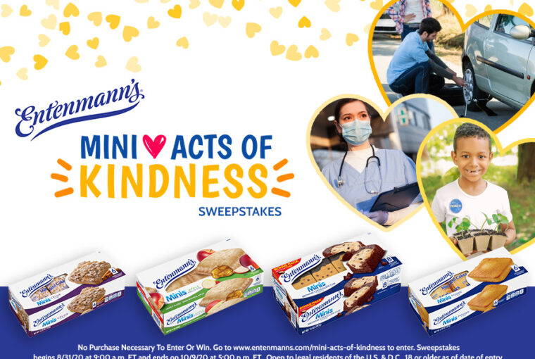 Entenmanns Sweepstakes