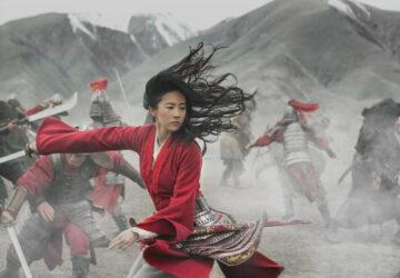 Live- Action Mulan