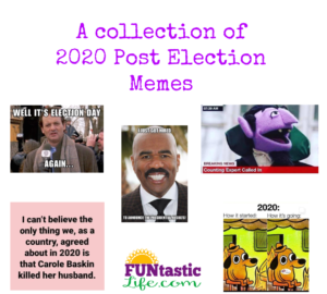 Post Election Memes