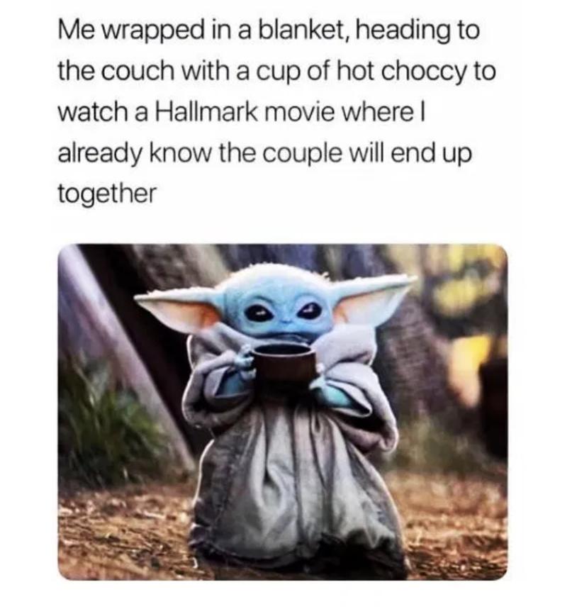 Hallmark Movie Meme