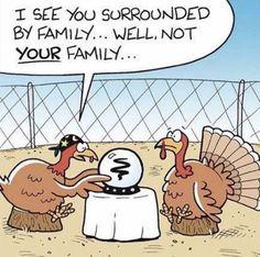 Thanksgiving Cartoon