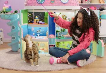 Gabby's Dollhouse Fun Facts