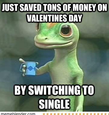 geico Valentine's Day Meme
