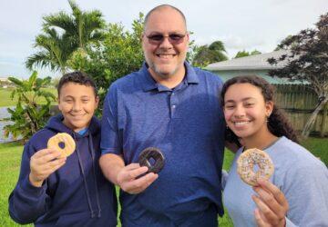 Entenmann's Doughnuts
