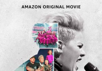 P!NK: ALL I KNOW SO FAR Movie Poster